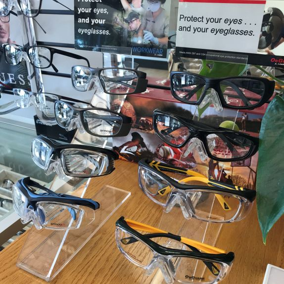 Leader Prescription Work Eyewear Guelph